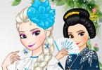 Elsa dookoła świata