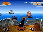Obrona zamku przed piratami