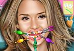 Jessica Alba u dentysty