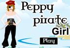 Dziewczyna pirat