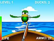 Gra w strzelanie do kaczki