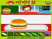 Gra Robienie hamburgerów