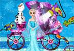 Elsa i jej karoca
