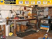 Sprzątanie garażu