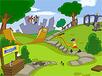Gra królik Nesquik dla dzieci