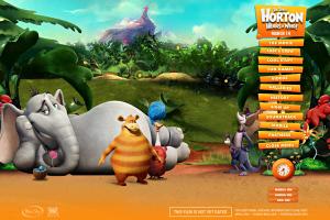 Horton Słyszy Ktosia dla dzieci
