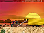 Monster Truck gra dla dzieci