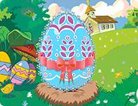 Ubierz jajko wielkanocne