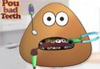 Zepsute zęby Pou