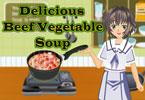 Zupa mięsno warzywna