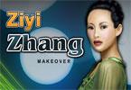 Ziyi Zhang makijaż