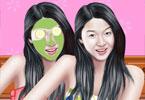 Jun Ji Huyn makijaż