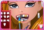 Tancerka u dentysty