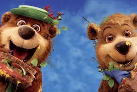 Ubieranka Yogi Bear