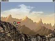 Gra jazda na rowerze górskim