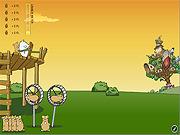 Gra Latające chomiki