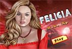 Felicia makijaż