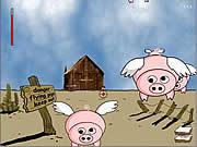 Gra Złap świnie