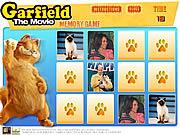 Zabawa z kotem Garfieldem