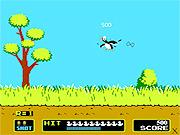 Gra polowanie na kaczki