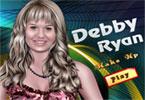 Debby Ryan makijaż