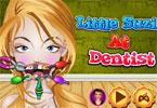 Mała Suzie u dentysty