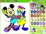 Kolorowanki Mini Mini online