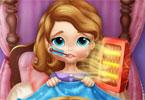 Pierwsza grypa Sofii
