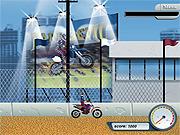 Niebezpieczne zawody motorowe