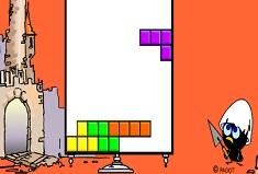 Tetris z Calimero