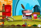 Krewetki z curry