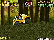 Diego i jeep