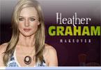 Heather Graham makijaż