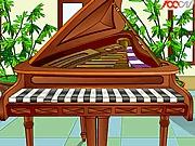 Zabawy z pianiniem