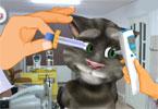 Gadający Tom u okulisty