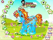 Fryzjer dla Kucyków Pony
