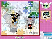 Pucca puzzle online