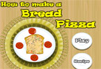 Pizza chlebowa