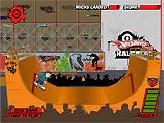 Gra Skate Park: Halfpipe online