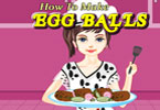 Jajeczne kulki