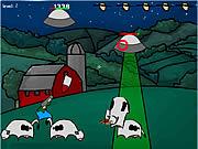 Krowy i Ufo