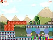 Gra Mario na dwie osoby online
