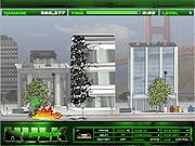 Przygody Hulka: totalna demolka miasta