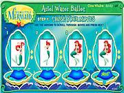 Gra Ariel dla dziewczyn