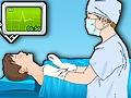 Chirurg operacja brzucha