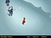 Wojna na śnieżki online