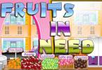 Owoce są potrzebne