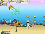 Nurkowanie w oceanie ze Spongebobem