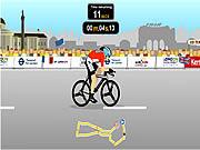 Wyścigi kolarskie gra online