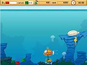 Sterowanie łodzią podwodną